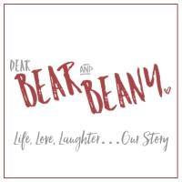 Dear bear and beany logo